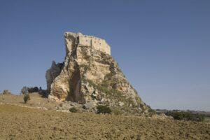 Castello dei Chiaramonte Mussomeli (CL)