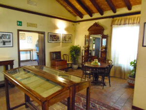 Agrigento. Casa Museo Luigi Pirandello